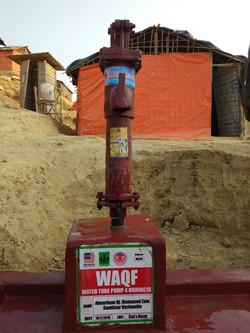 Wakaf-Tubewell-Rohingya-34