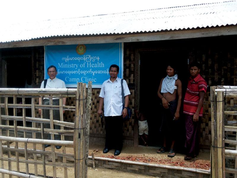 Projek Rohingya