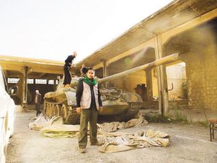 Syria Kritikal Perlu Bantuan