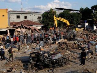 Mangsa, Penyelamat Perlu Bantuan Segera, Angka Korban 1,374