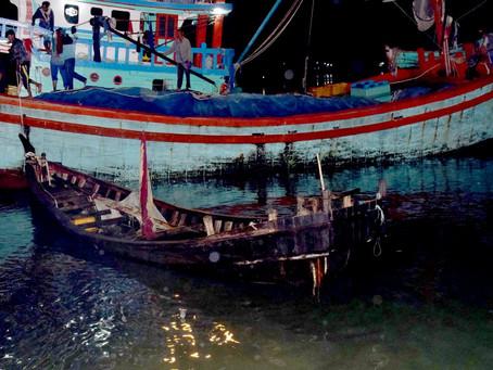 5 Pelarian Rohingya Maut Di Lautan