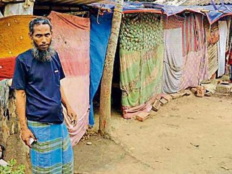 Rohingya Refugees Find A Safe Haven Near Kolkata