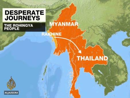 Wilayah Rakhine Pernah Diperintah Kesultanan Islam