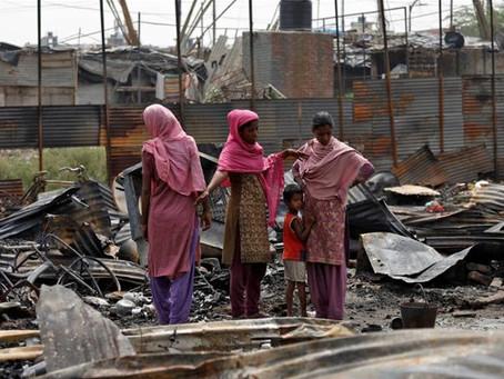 Myanmar, UN Agree On Steps For Rohingya Repatriation