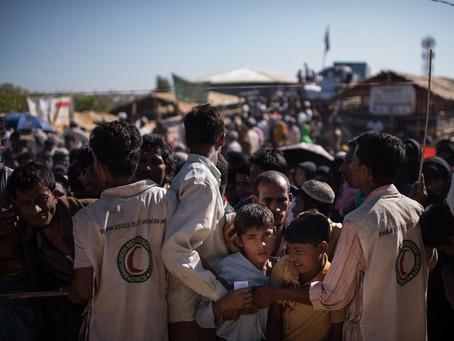 Rohingya Activist: 'Rohingya Are Not Safe Anywhere'