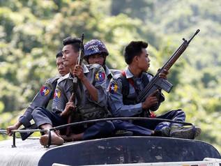 Rejim Myanmar Mengaku Bunuh Etnik Islam Rohingya