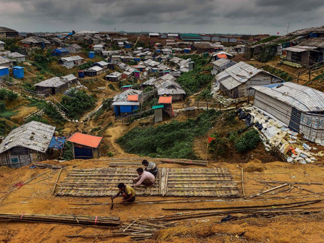 Tingkat Usaha Bawa Pulang Rohingya Dengan Selamat - UNSC