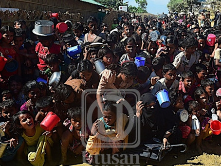 Myanmar Halang Penghantaran Pulang Etnik Rohingya