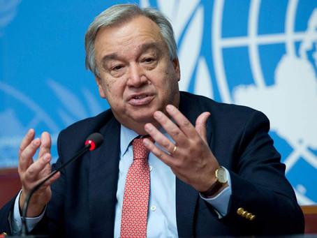 U.N. Chief Calls For More Pressure On Myanmar For Rohingya Returns