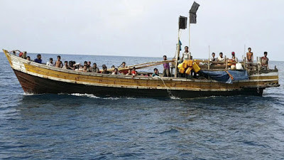 Two Rohingya Boats Gone Missing