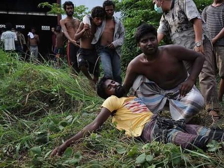Giliran Ketua Buddha Malaysia Bertindak Hentikan Tindas Muslim Rohingya di Myanmar