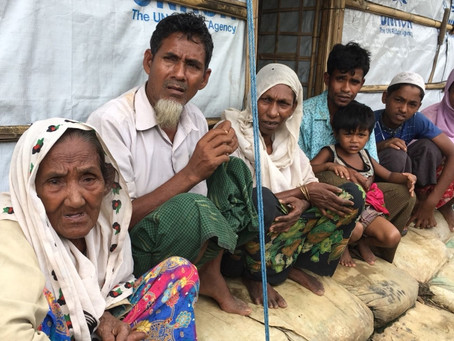 'We Want Peace': A Rohingya Family's 40 Years Of Suffering