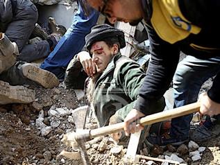 Ghouta Diancam Krisis-Tentera Kerajaan Didakwa Lancar Serangan Guna Gas Sarin, Klorin