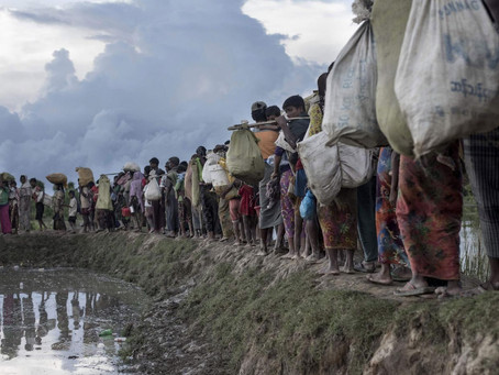 UN: Rohingya Muslims Cannot Be returned To Myanmar As Ethnic Cleansing Is Continuing