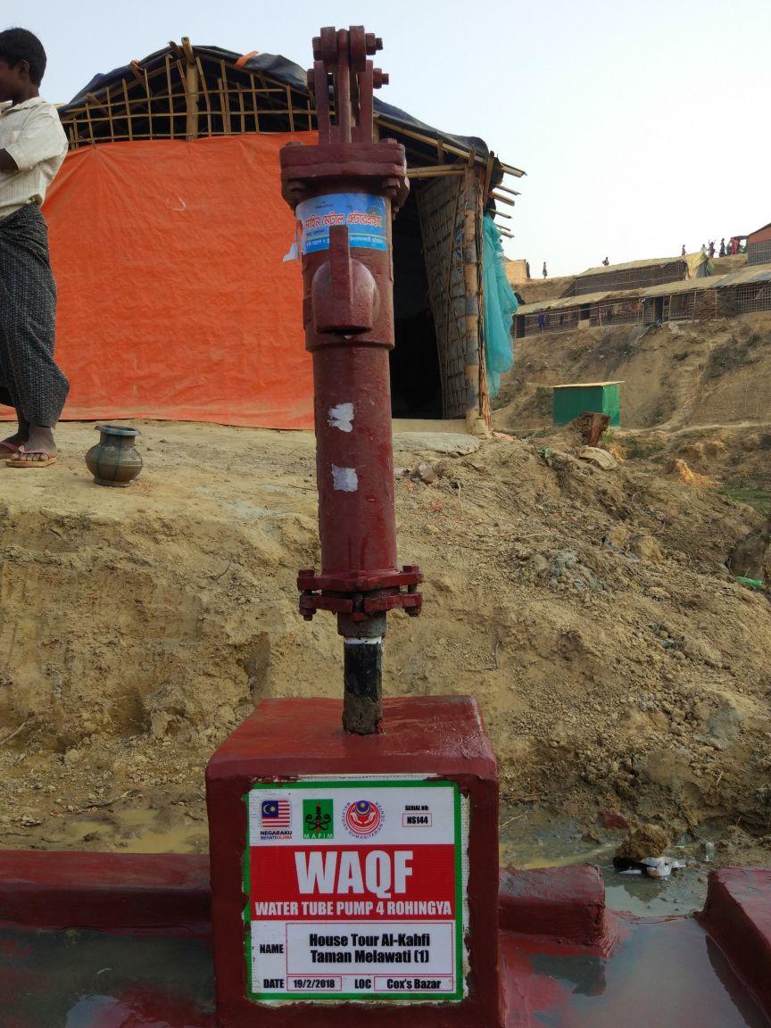 Wakaf-Tubewell-Rohingya-39