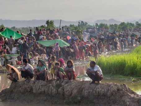 Thousands at Risk of Trafficking Amid Rohingya Refugee Crisis: IOM