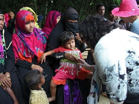 No Magic Solution : UN, After Visiting Rohingya Camps