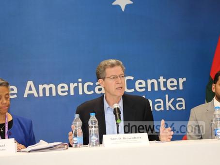 More Actions Being Taken Against Myanmar : US Ambassador