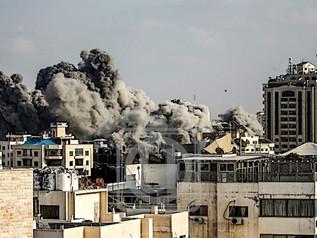 Rejim Zionis Lancar Serangan Udara