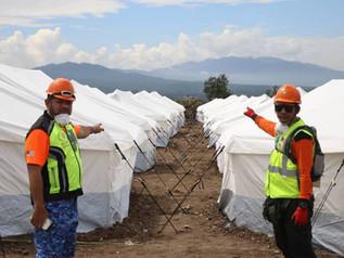 Khemah MAPIM Untuk Mangsa Bencana Di Petobo, Palu