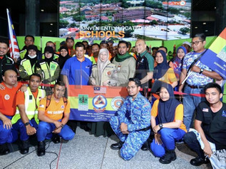 DPM: Malaysia Sent RM1.5M Aid For Sulawesi