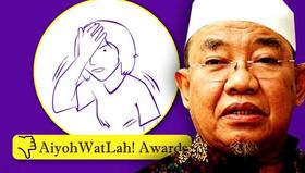 Aiyoh: Jangan Hina Mufti dan Islam
