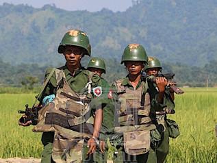 ICC Didesak Bertindak Isu Rohingya