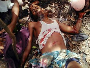 Massacre in Myanmar - Send Peace Troops Now