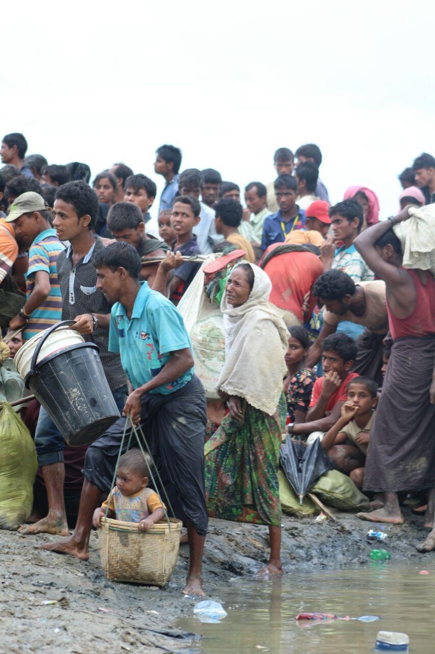 Tabung-Rohingya