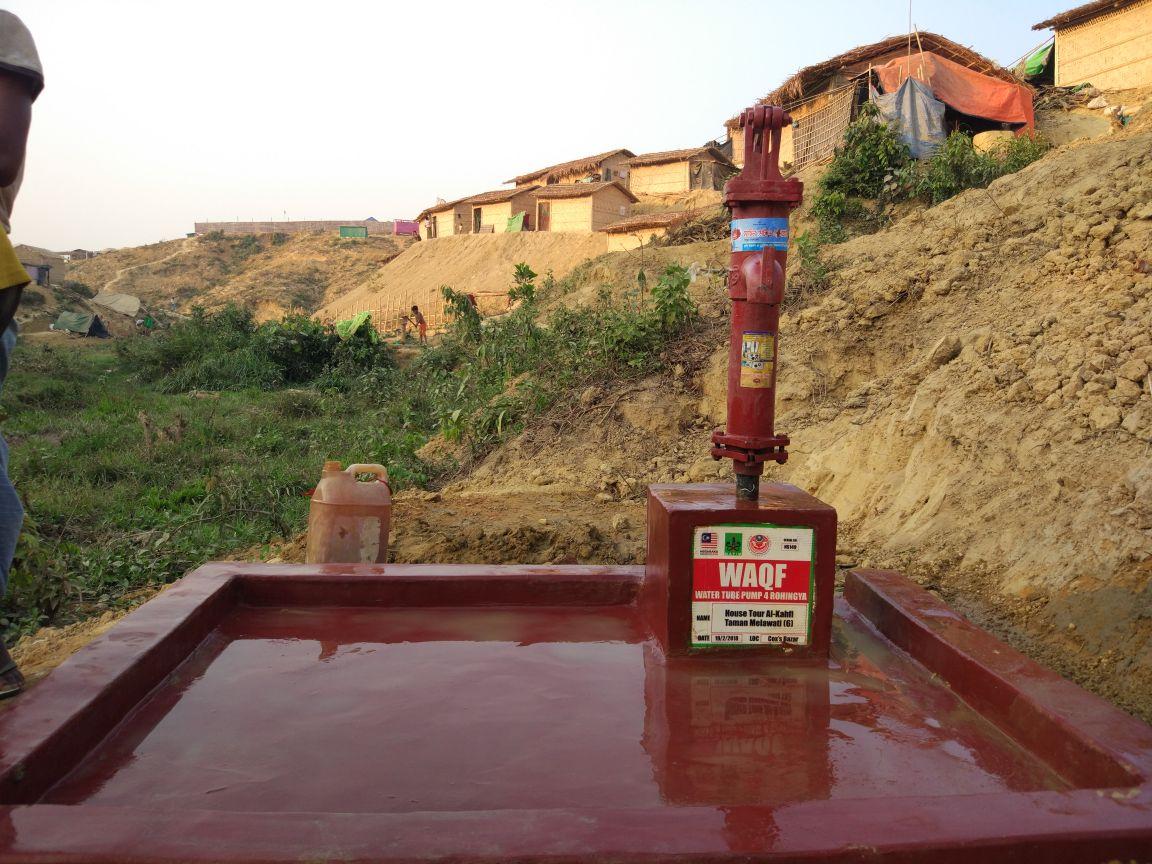 Wakaf-Tubewell-Rohingya-47