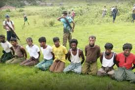 The Soldiers Involved In Rohingya Massacre Jailed