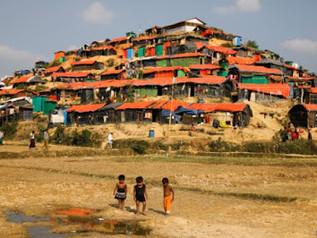 Four Rohingya Killed in Bangladesh Camp Fire
