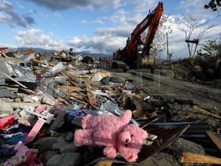 Korban Bencana Sulawesi Tengah 2,002 Orang
