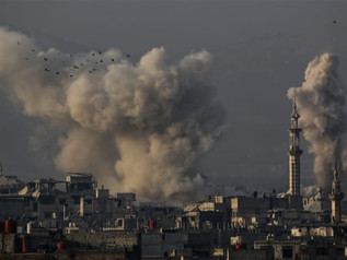 Syria's Ghouta: 'Nearly 180 Killed' In 2 Weeks
