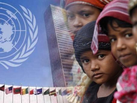 PBB Desak Rohingya Diberi Taraf Warganegara