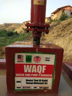 Wakaf-Tubewell-Rohingya-46
