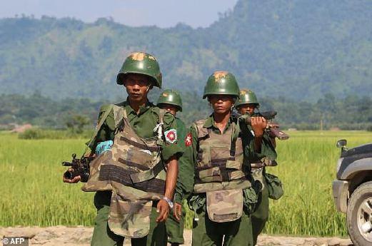 BEBERAPA anggota pasukan keselamatan Myanmar disahkan terlibat dengan tragedi pembunuhan 10 orang penduduk Rohingya pada bulan September tahun lepas