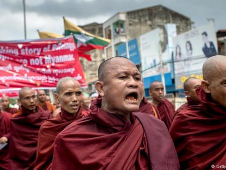Buddhists Fan Flames Of Islamophobia In Southeast Asia
