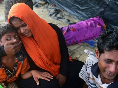 EU To Penalise Myanmar Officials Over Rohingya Violations