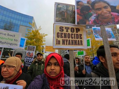 International Criminal Court Take Action On Myanmar's Over Rohingya