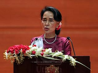 Kaunselor Dublin Tarik Balik Anugerah Suu Kyi