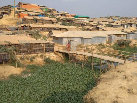 Bangladesh Begins Relocating Rohingya Before Monsoon