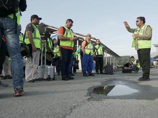 Ucapan 'Terima Kasih Malaysia' Sambut Sukarelawan MAPIM Di Indonesia