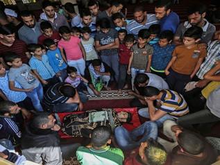 Demonstrasi Nakbah Dan Kutuk Pembunuhan Rakyat Palestin Di Gaza