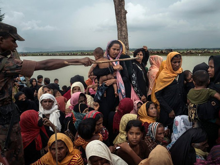 Rohingya, The Fastest Growing : UN Refugee Agency