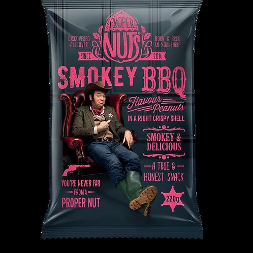 Proper Nuts Smoky BBQ - 200g