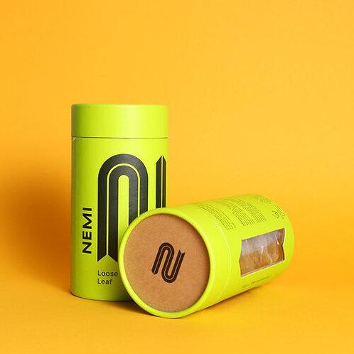 Nemi Loose Leaf  Green Tea Tube 125g