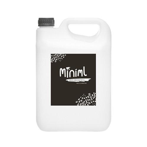 Miniml Anti-Bac Liquid Hand Soap - 1 Litre