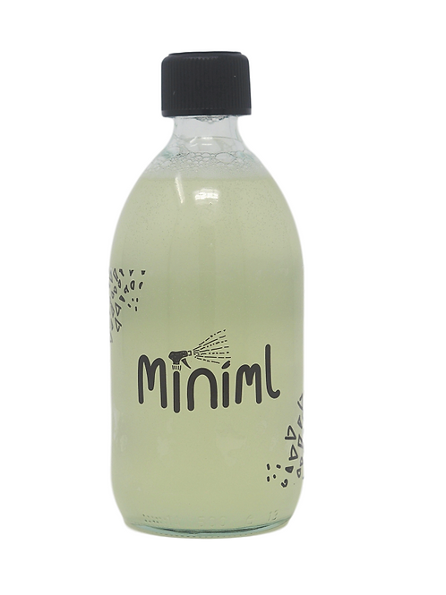 500ml Glass Bottle for Cleaning Products