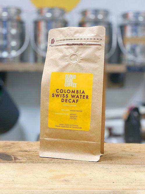 Cloud Gate Coffee  Decaf Columbia Swiss Water GROUND COFFEE 250g